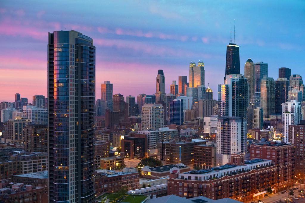 Camino a Chicago  - Con Desayunos