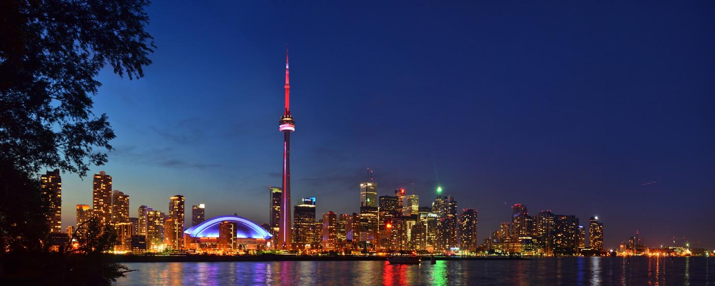 Canada Magnifico  - Con NYC
